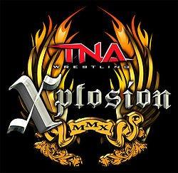TNA Xplosion du 12  Novembre 2014