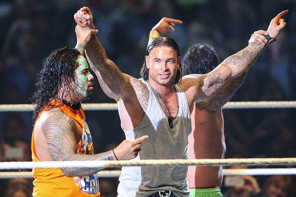 Tournée européenne : Un footballeur allemand sur le ring de la WWE