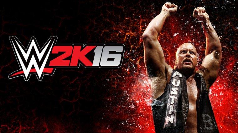 WWE 2K16 ma carrière #1 par foxy