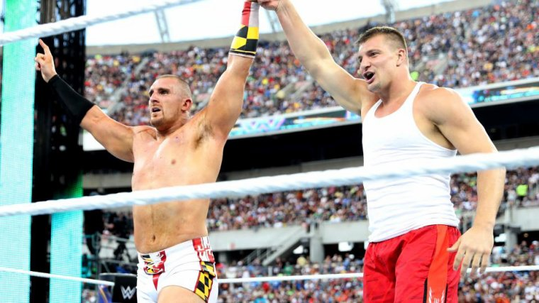 Mojo Rawley remporte la quatrième Andre The Giant Memorial Battle Royal