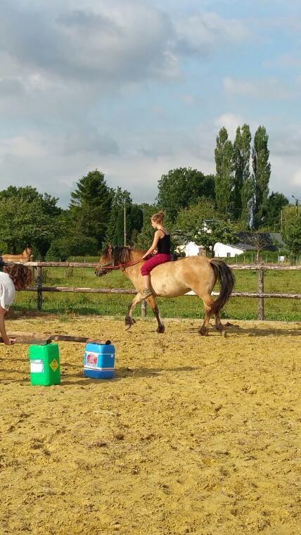 Moi et mon cheval ❤