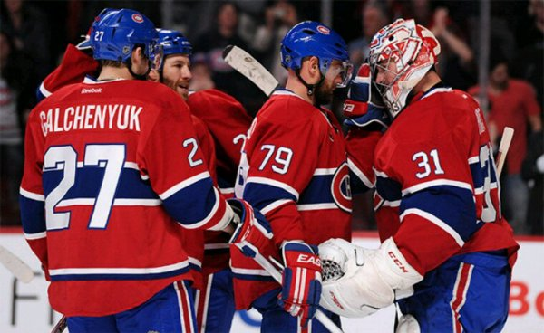 Mon Équipe de hockey favoris :)