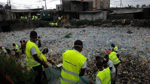 BRASSERIE DU CAMEROUN EN CROISADE CONTRE LA POLLUTION