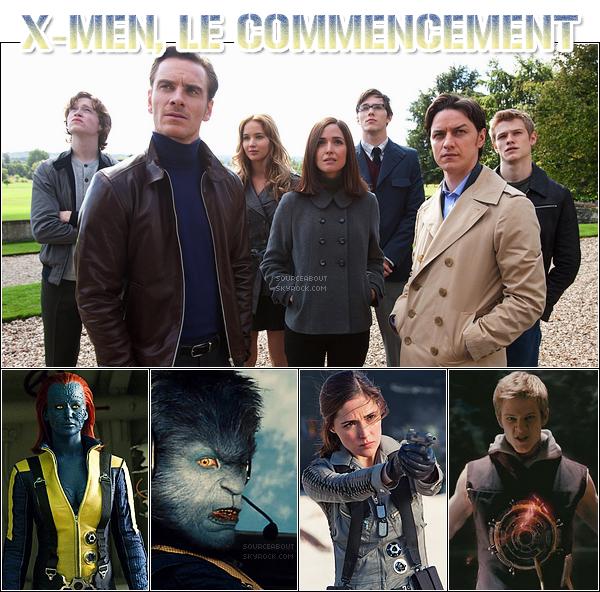 . X-MEN, LE COMMENCEMENT : Donne ton avis ! .