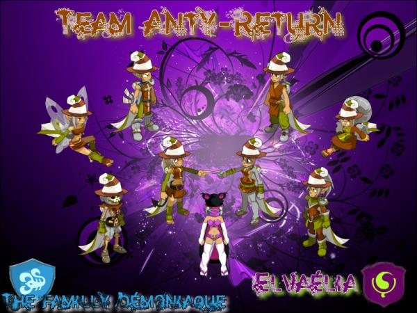 Présentation Team Anty-Return Serveur Amayiro