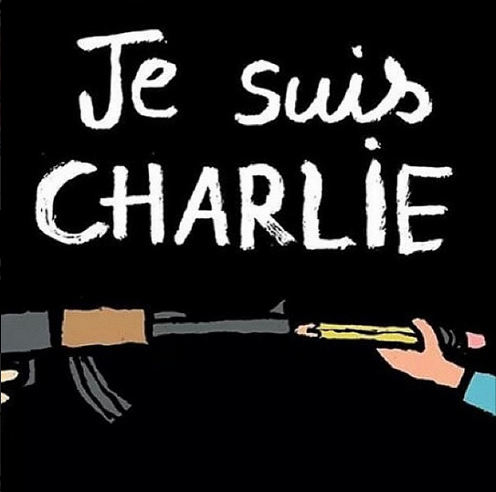 Le Charlie Hebdo Hommage !
