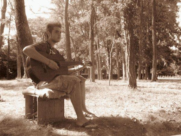 Moi a la guitare ;)