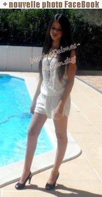 03/08/2012 : Jean-Marc DALMAS a posté des photos de Marina & Cindy, sa soeur.