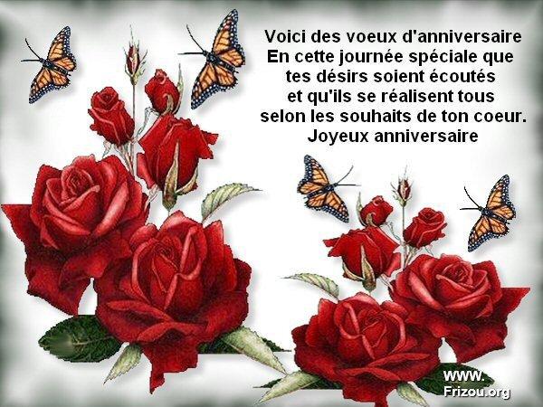 Carte Bonne Anniversaire Guy De Ma Soeur