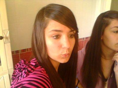 moi et ma soeur jumelle