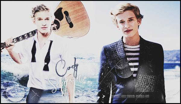 Simpson-Cody-Mondial ♦  Suivez & Découvrez l''actualité de Cody Simpson !