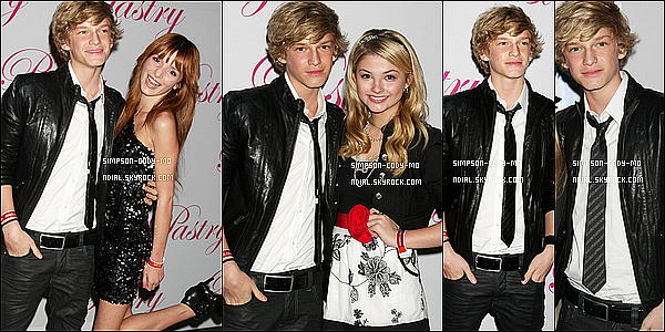 28/01/11 ♦ Cody Simpson était à Santa Monica Pier pour fêter son anniversaire.