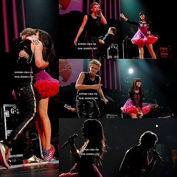 30/09/12 ♦ Cody Simpson a assuré la 1ère partie de Justin Bieber pour le Believe Tour à Las Vegas.