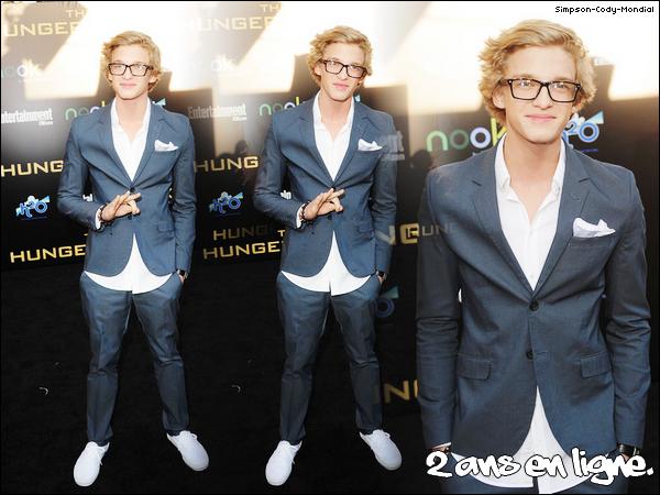 26/02/13 ♦ Simpson-Cody-Mondial fête ses deux ans en ligne sur Skyrock !