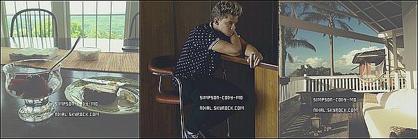 Instagram Time ♦ En ligne les photos postées par Cody Simpson du mois de Juillet 2013.