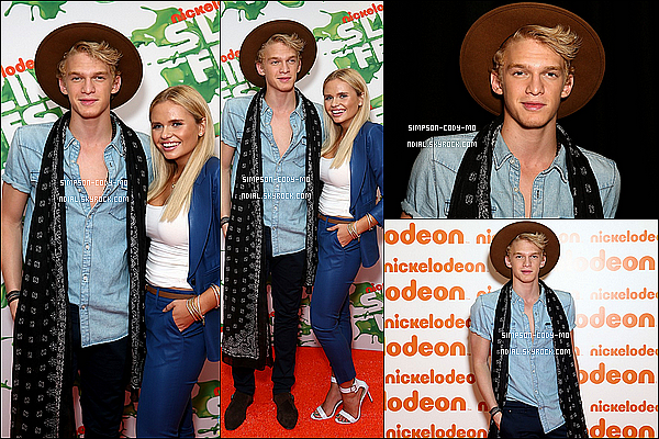 26/09/14 ♦ Cody Simpson a performé à la Nickelodeon Slimefest 2014 à Sydney.