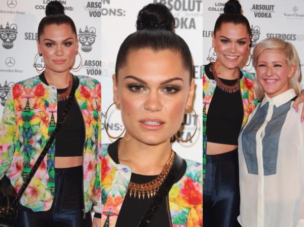 Jessie J à la Selfridges Fashion Party