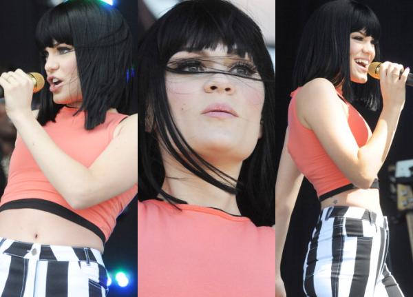 Jessie J au Hackney Weekend