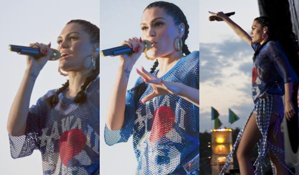 Jessie J au Couleur Café Festival