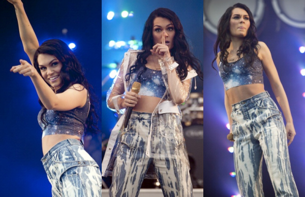 Jessie J au T In The Park
