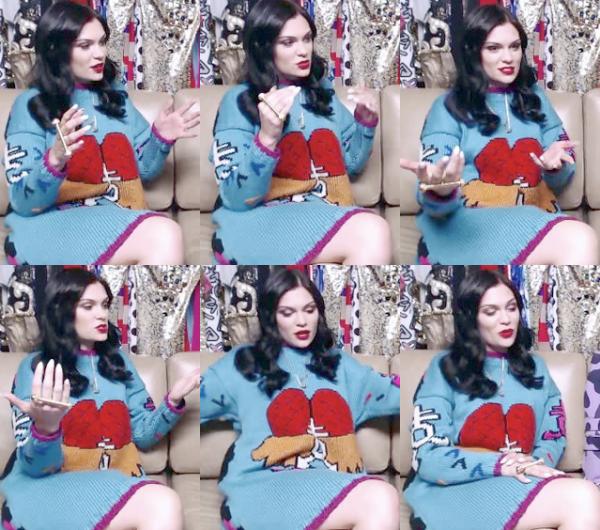 Jessie J en Webchat