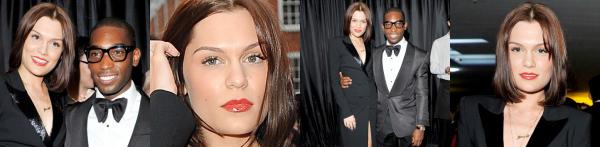 Jessie J au GQ Awards...