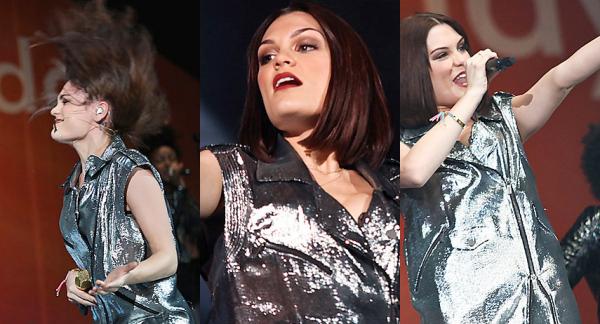 Jessie J à Hyde Park