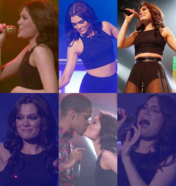 Jessie J à l' iTunes Festival !