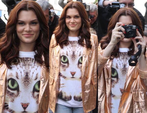 Jessie J à la BBC Radio 1 !