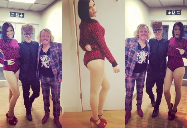 Jessie J & Daley dans Chatty Man !