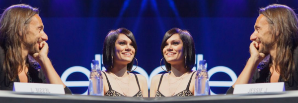 Jessie J au Elite Model Look 2012