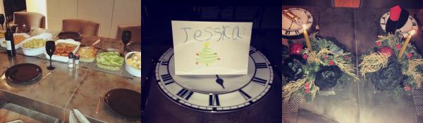 Le noël de Jessie J en photos !
