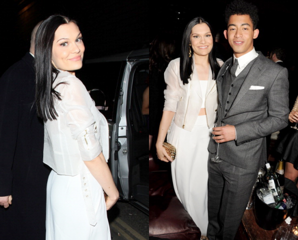 Jessie J au Brit Awards 2013