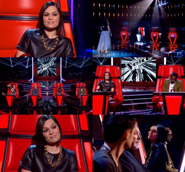 The Voice UK 2 - Blind Auditons 4