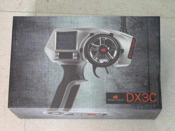 Enfin reçu ma DX3C