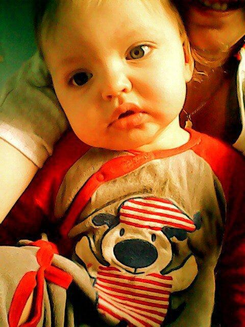 Mon fils Kylian <3