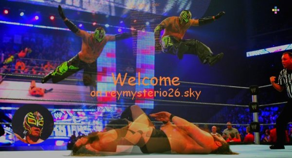 Welcome on reymysterio26.sky
