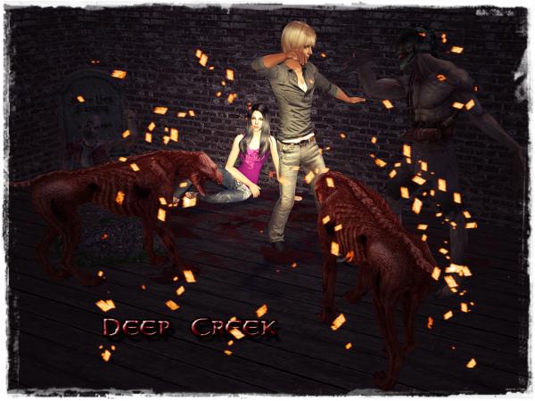 † Deep creek †