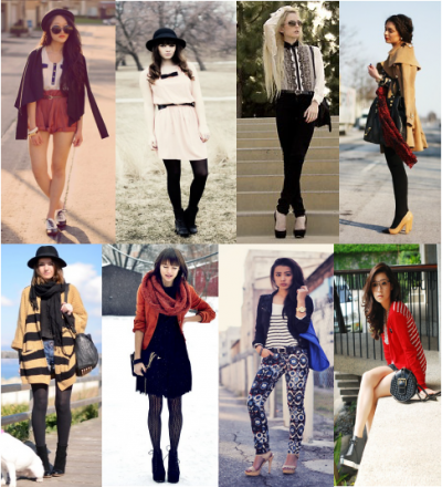 Mes selections lookbook