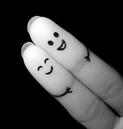Je ne t'aime po je t'adore ❤❤
