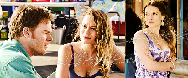 Bethany dans le 8.06 de Dexter : A Little Reflection.