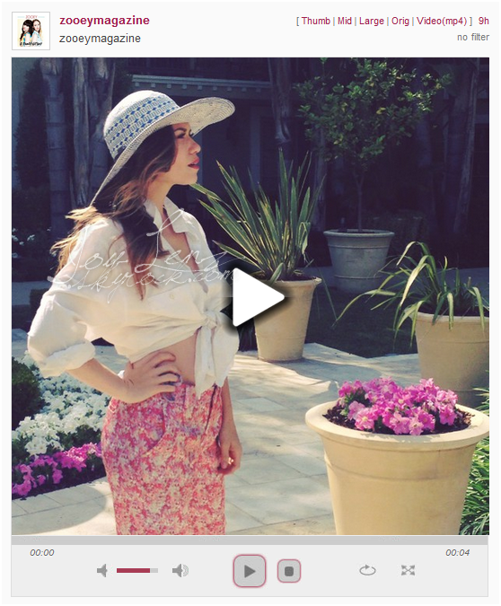 Une vidéo bts du shoot de Joy pour Zooey Magazine a été posté sur le compte instagram du magazine. TOP pour sa tenue ! J'espère qu'on aura d'autres photos plus tard.