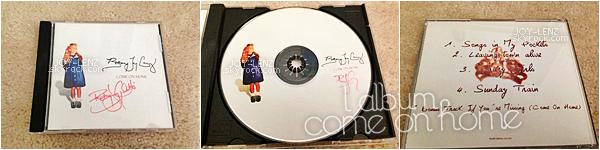 Les tenues portées par Bethany dans Dexter ainsi qu'une copie dédicacée de son album Come On Home sont en ventes sur eBay.