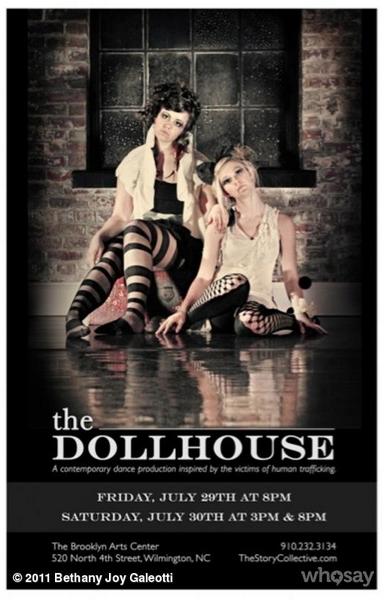 29 ou 30 Juillet 2011 - Bethany et Shantel étaient au Brooklyn Arts Center de Wilmington où elles ont pris part à évènement de The Dollhouse qui présentait un spectacle inspirés par les victimes de trafic humain. Elles ont signé des autographes et ont pris des photos avec des fans. L'argent récolté a été remis à Love146.