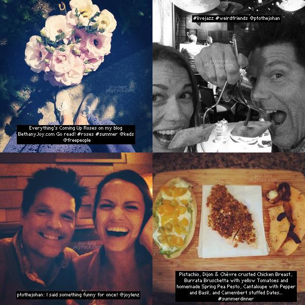 Les dernières photos IG postées par Joy.