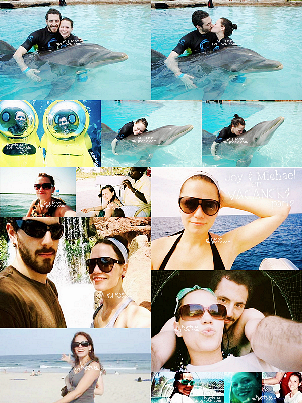 Voici la deuxième partie du flashback sur des vacances de Bethany et Michael.