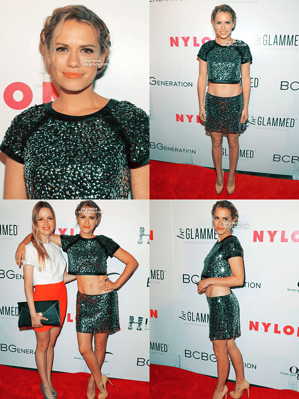 07 Mai 2015 - Bethany était à la NYLON Young Hollywood Party organisée par BCBGeneration à West Hollywood.
