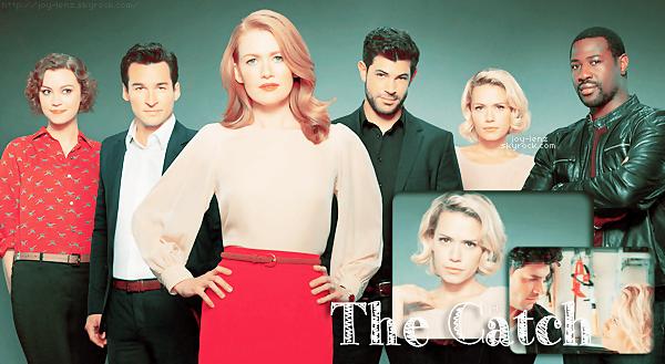 Bethany sera de retour sur nos écrans en 2016 ! La chaine ABC a achete The Catch ! Vous pouvez regarder le trailer de la série juste en dessous.