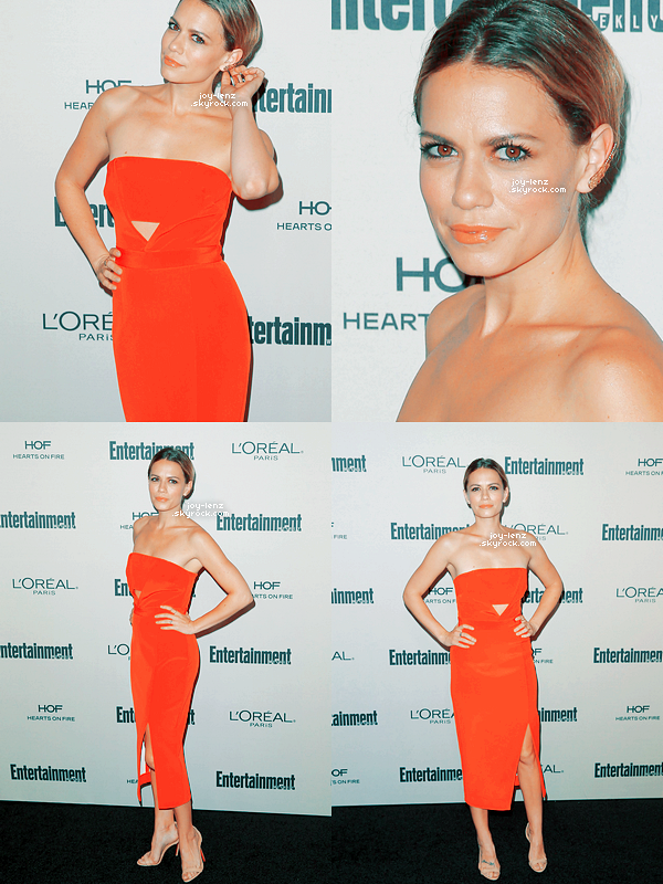 18 Septembre 2015 - Bethany Joy Lenz était à la 2015 Entertainment Weekly Pre-Emmy Party qui s'est déroulé au Fig & Olive Melrose Place à West Hollywood.