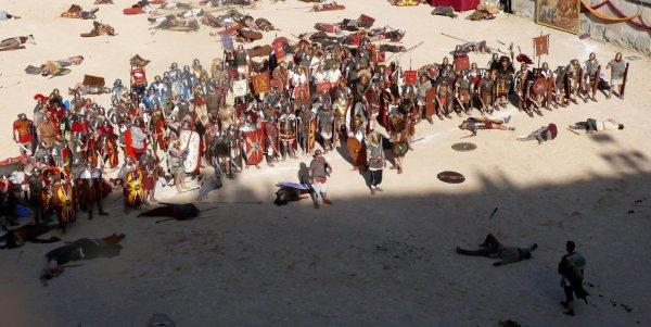 les Grands Jeux Romains 2017